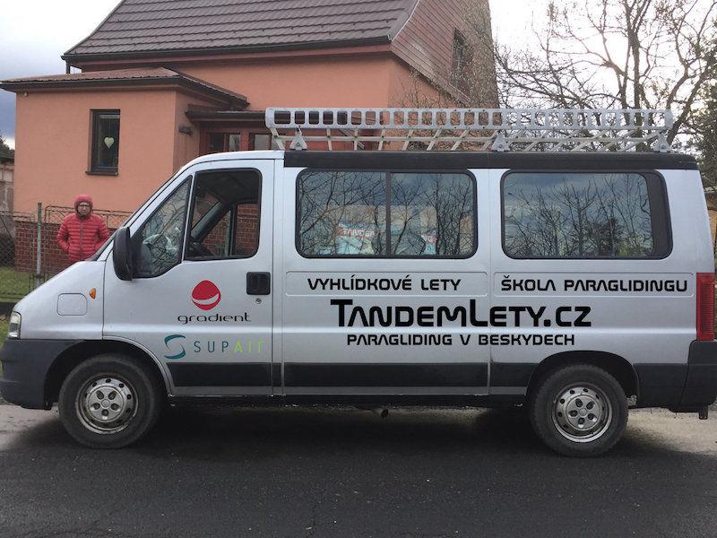 Lukáš Klím, TandemLety.cz